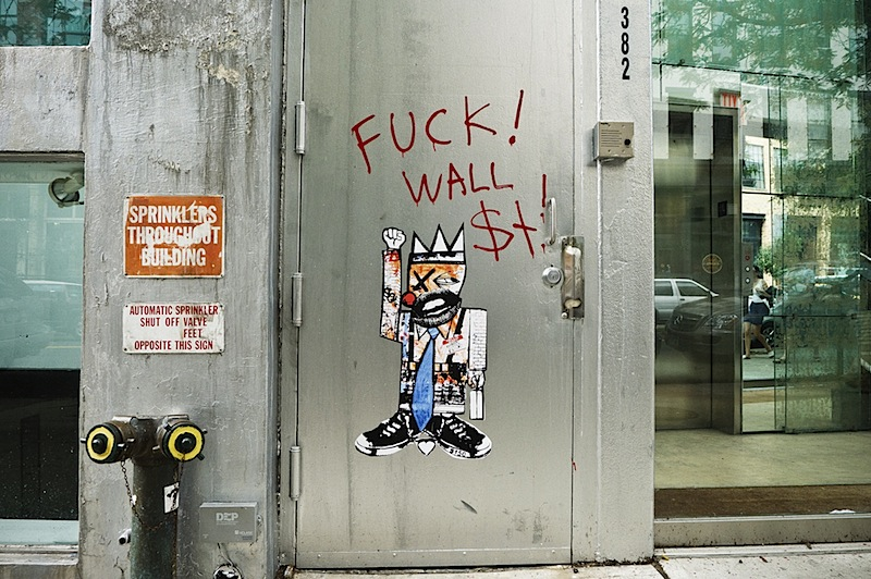 fuck wall street by tmnk nobody