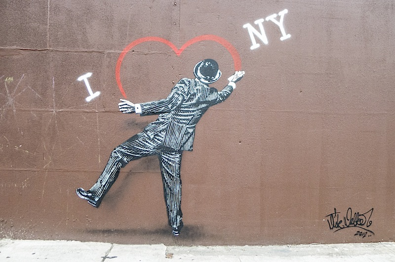 nick walker street art graffiti i love new york